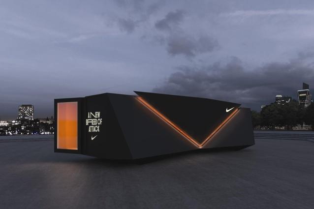 Finalist: Installation – Nike Lab by Switch.
