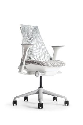sayl chair in ritual fabric - Sayl Chair