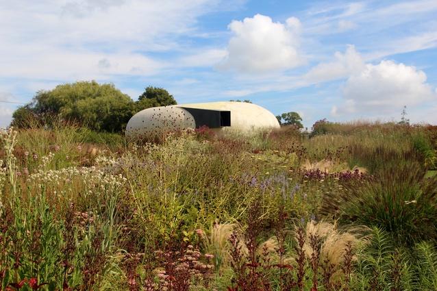 The Oudolf Field by Piet Oudolf, Hauser & Wirth Somerset, United Kingdom.