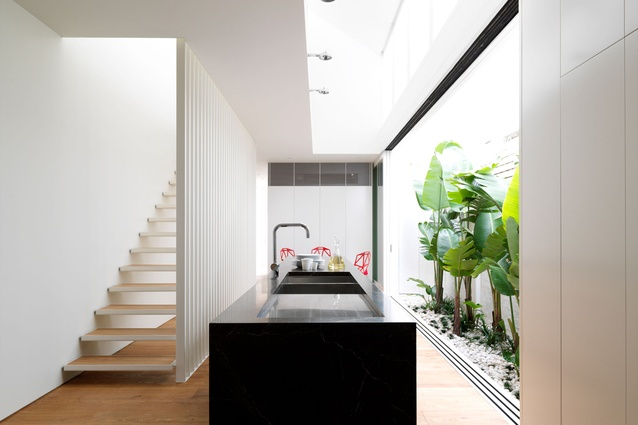 Double Bay House – Tobias Partners.