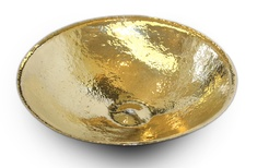 Cymbal bowl by Benjamin Black