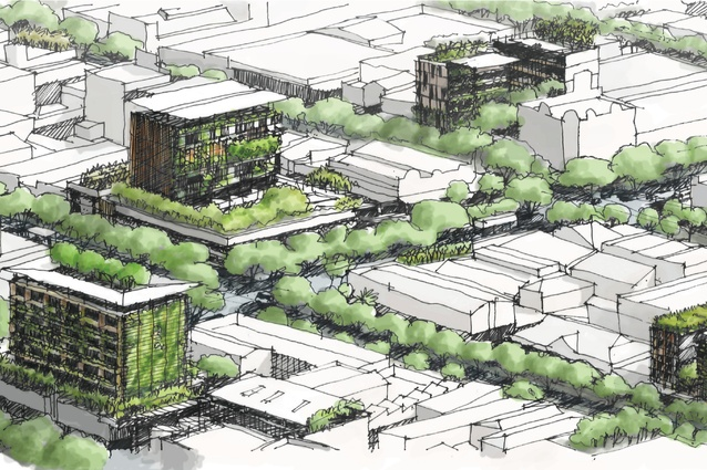 Tropical Urbanism – Cairns City Image Study (Qld) by Cairns Regional Council, Tract Consultants, Follent, Peddle Thorp, CA Architects, Total Project Group Architects.