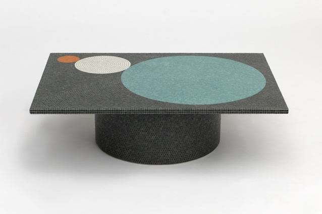 Crescendo, coffee table (2012).