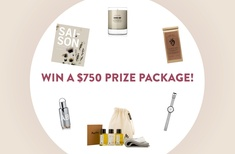 Win a $700 Valentine's Day package!