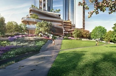 Designs for Melbourne Square public park released