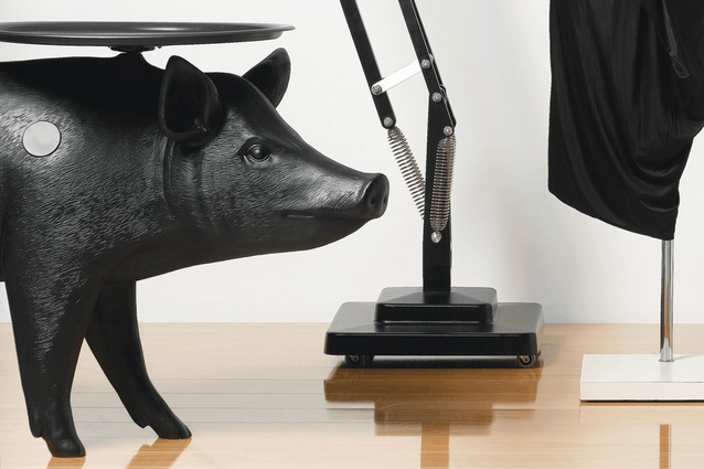 Pig table.