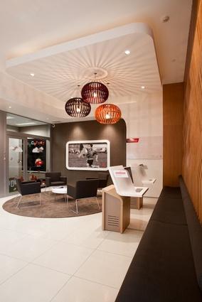 Retail Finalist: Westpac Barrington Mall by Context Architects Ltd.
