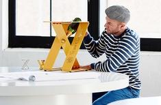 Riddling Stool by Rigg Design Prize-winner Adam Goodrum