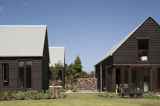 Housing winner: Point Wells Gables by PAC – Paterson Architecture Collective, Steven Lloyd Architecture and Glamuzina Architects in association.