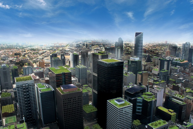 The Growing Green Guide for Melbourne Project – Inner Melbourne Action Plan & The University of Melbourne.