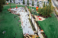 "Freo's ""Happy Park"": Esplanade Youth Plaza"