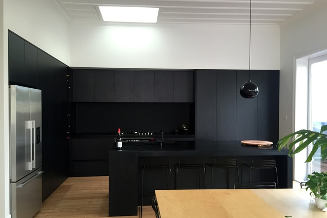 Kitchen in Mount Eden, Auckland renovation.