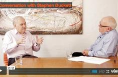 In conversation with Stephen Duckett