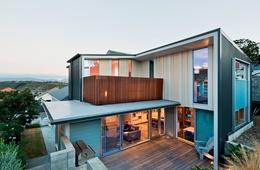 The perfect match: Matai House