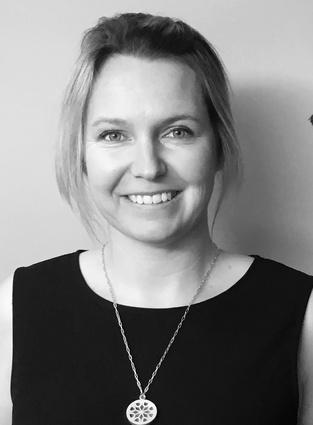 Sara Padgett Kjaersgaard.