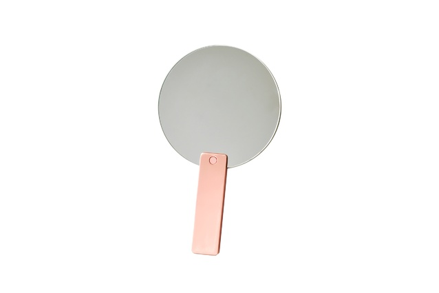 "Mirror Mirror by Hay | <a href=""http://store.simonjamesdesign.com/products/mirrormirrorhay"" target=""_blank""><u> $161 from Simon James Concept Store. </u></a>"