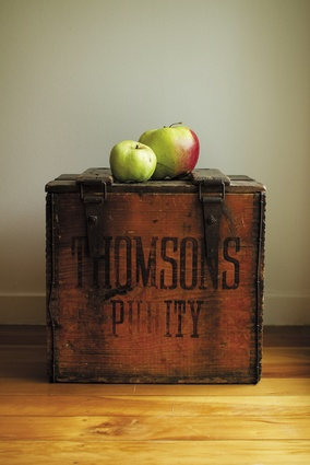 Thomsons lemonade box.