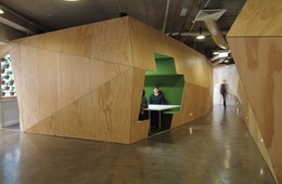 Plus Architecture's design for its own offices