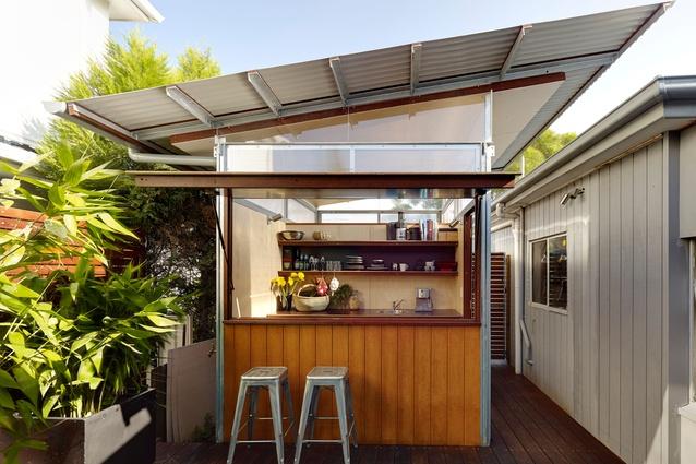 Mihaus Studio by Sue Harper Architects.