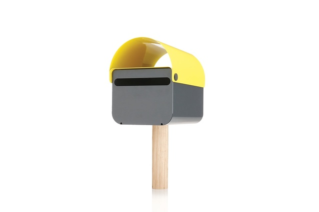 TomTom letterbox by Tommy Cehak for Designbythem.
