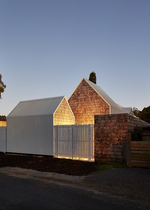 Tower House by Andrew Maynard Architects.