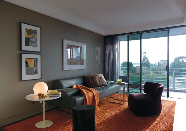 Bennelong Apartment, Circular Quay by Renato D'Ettorre Architects.