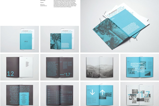 Assessment board – Visual Communication First Prize: Tomas Sabbatucci.