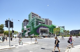 Urban vigour: Lady Cilento Children's Hospital