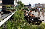 Narratives of place: New York's Highline and Central Park