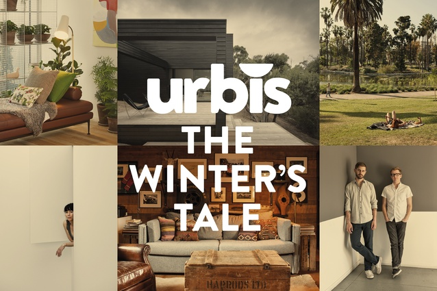 The August/September issue of <em>Urbis</em> is out now and it features warm spaces and places.