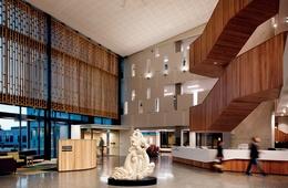 Te Whare Toa Takitini/Burwood Hospital