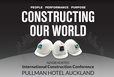 Constructing our World conference