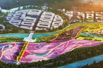 $3M+ international design competition for a Chinese township