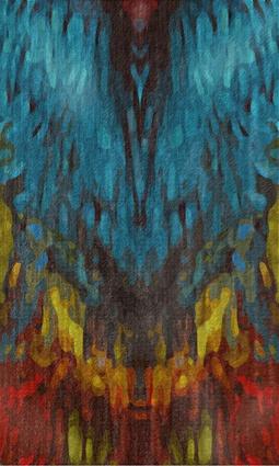 The Arara rug.
