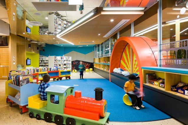 Murray Bridge Library by Hassell.