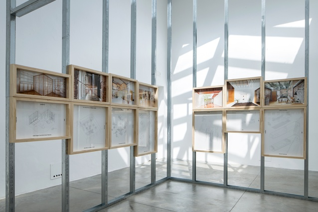 Spanish exhibition: <i>Unfinished</i> at the 2016 Venice Architecture Biennale.