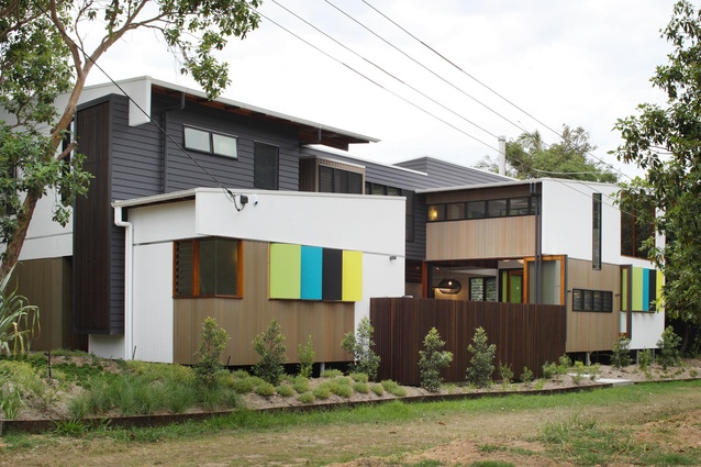 Completed by SLa in October last year, this house on Stradbroke Island will feature in an upcoming issue of <em>Urbis</em>.