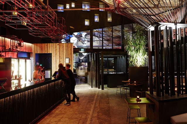 Howler in Melbourne, Australia, was awarded the best bar in the Australia and Pacific category.
