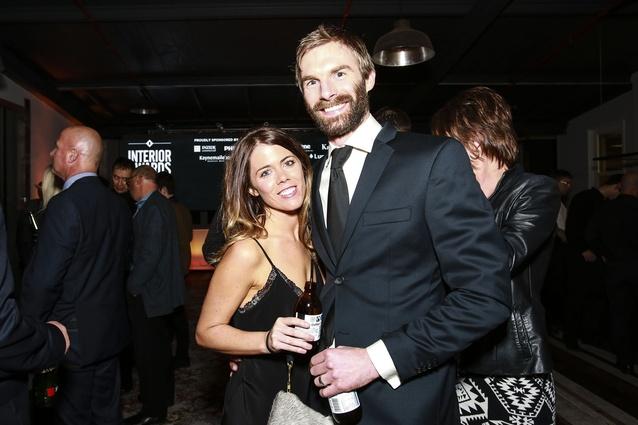 Left: Katherine Lonsdale-Cooper of Tonic Room. Right: Andrew Elliot.