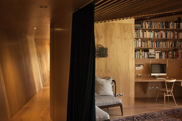 Housing winner: Ostend Family Home by Bull O'Sullivan Architecture.