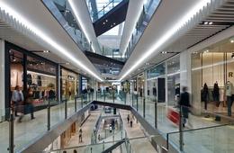 Inner city agora: Emporium Melbourne