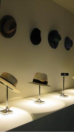 Philippe Starck Chapeau table lamp.