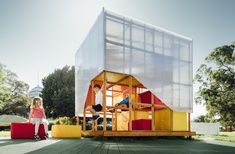 Blurring the line between art and play: the 2017 Cubby House Challenge