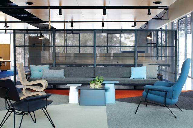 2015 australian interior design awards workplace design for Office design awards