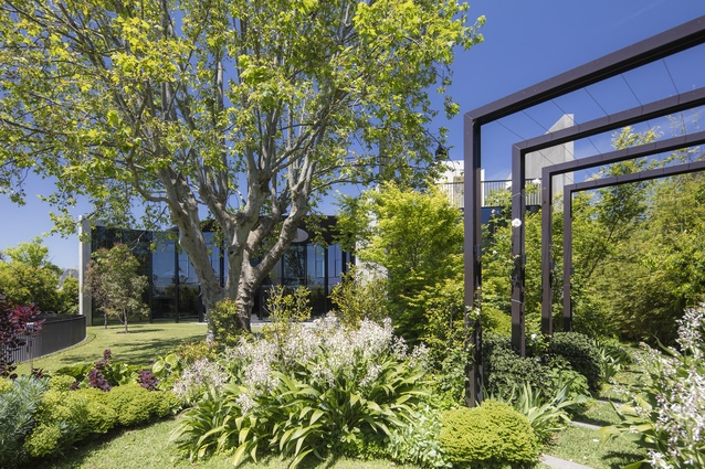 Towers Road Residence by TCL.