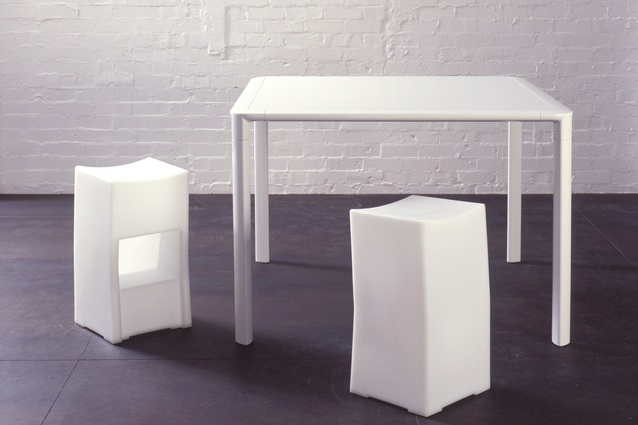 Connected Table by Ross Didier.