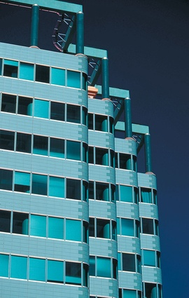 Telecom Building, Wellington.