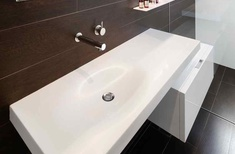 A new washbasin and cabinet from Minosa