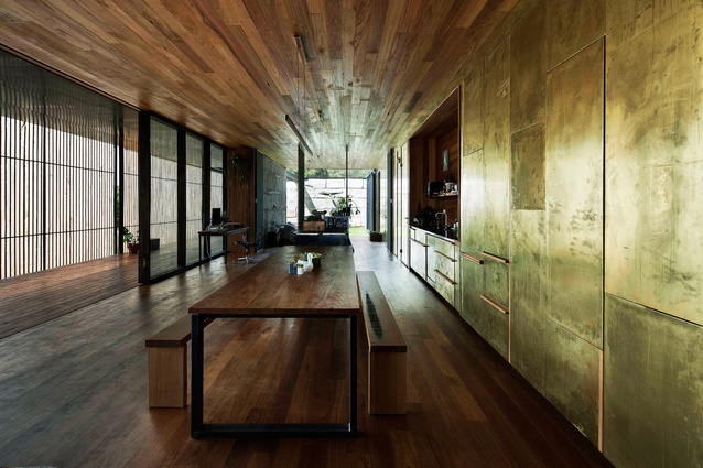 Sawmill House by Archier.