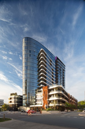 NewActon Precinct by Fender Katsalidis Architects.
